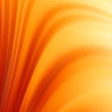 Kleurrijke vlotte draai lichte lijnen. EPS 8 Royalty-vrije Stock Afbeeldingen