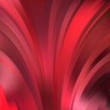 Kleurrijke vlotte lichte lijnenachtergrond Royalty-vrije Stock Afbeelding