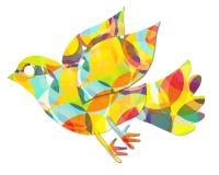 Kleurrijke Vlucht vector illustratie