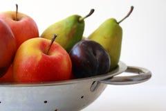 Kleurrijke vruchten stock afbeeldingen