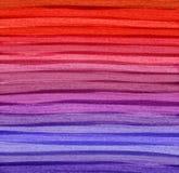 Kleurrijke waterverf abstracte achtergrond. royalty-vrije illustratie