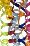 Kleurrijke wimpel Royalty-vrije Stock Foto's