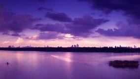Kleurrijke wolk royalty-vrije stock afbeelding
