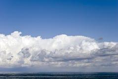 Kleurrijke wolken Royalty-vrije Stock Fotografie