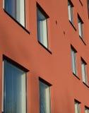 Kleurrijke woningbouw Royalty-vrije Stock Foto