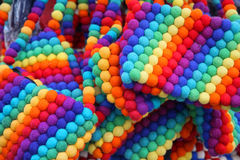 Kleurrijke zakken Stock Afbeelding