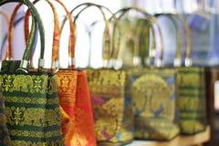 Kleurrijke Zakken Royalty-vrije Stock Afbeeldingen