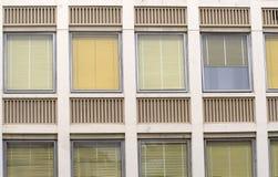 Kleurrijke zonneblinden (3079) Royalty-vrije Stock Afbeelding