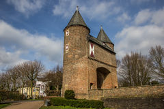 Klever city gate in the old roman city of Xanten Royalty Free Stock Photos