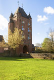 Klever Tor gate at Xanten, Lower Rhine region Stock Images