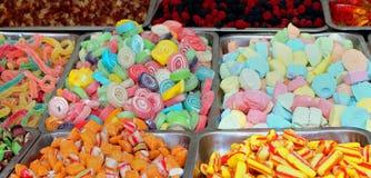 Kleverig suikergoed Stock Fotografie