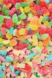 Kleverig suikergoed Royalty-vrije Stock Fotografie