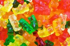Kleverige beren Stock Afbeelding