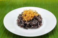 Kleverige rijst Stock Afbeelding