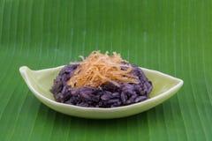 Kleverige rijst Stock Afbeeldingen