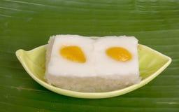 Kleverige rijst Royalty-vrije Stock Fotografie