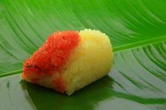 Kleverige rijst Thailand stock fotografie