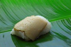 Kleverige rijst Thailand stock foto