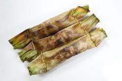 Kleverige rijstgrill Royalty-vrije Stock Afbeeldingen