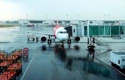 KLIA2 διεθνής αερολιμένας Στοκ φωτογραφία με δικαίωμα ελεύθερης χρήσης