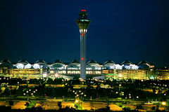 KLIA Royalty Free Stock Images