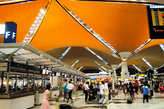 KLIA Royalty Free Stock Photo