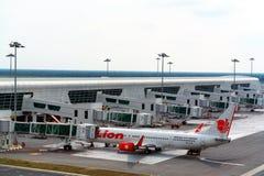 KLIA2 aéroport international Kuala Lumpur Images stock