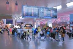 KLIA2 aeroporto Malesia Immagini Stock Libere da Diritti