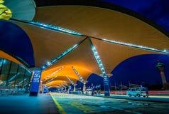 KLIA airport Royalty Free Stock Photos