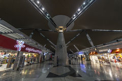 KLIA Airport Free Taxes Shops Stock Photos