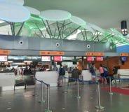 The KLIA 2 airport in Kuala Lumpur, Malaysia Stock Image