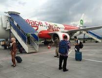 The KLIA 2 airport in Kuala Lumpur, Malaysia Royalty Free Stock Image