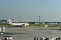 KLIA airport Stock Image