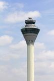 KLIA airport traffic control tower Royalty Free Stock Image