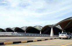 KLIA Flughafen Stockfotografie