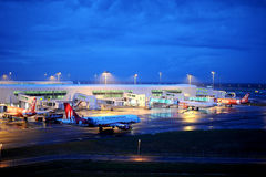 KLIA 2 Royalty Free Stock Image
