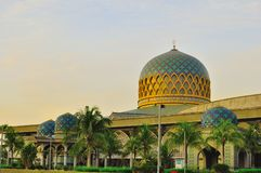 KLIA mosque Royalty Free Stock Photos