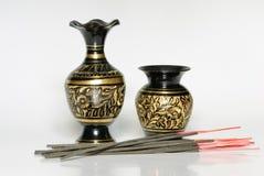 klibbar vasen Royaltyfria Bilder