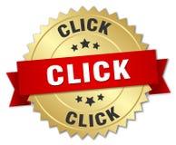 klick vektor illustrationer