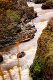 Klickitat River Stock Image