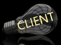 klient Stockbild