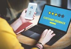 Klient informacje zwrotne komentarza głosowania przegląd Wynika pojęcie fotografia royalty free