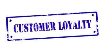 Klient lojalność royalty ilustracja