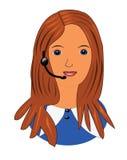 klienta osoby usługa Fotografia Royalty Free