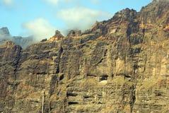 klifów gigantes los morza Obraz Stock
