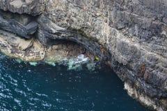 klifów Północnej fotografia royalty free