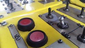 Klika dalej produkcja czerwonego guzika zdjęcie wideo