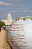 Klimaänderung Lizenzfreies Stockbild