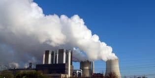 Klima-Änderung Stockfotografie