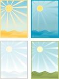 Klima Lizenzfreie Stockfotos